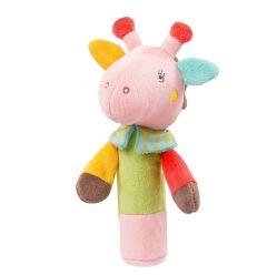 El asidero en el desarrollo de juguetes de bebé lindo Peluche Bb Stick juguete Bebé