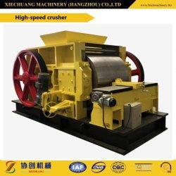 La trituración de alta velocidad GS rodillo para la máquina de fabricación de ladrillos GS120X100
