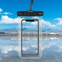 Bolsa de transporte universal à prova de água para telemóvel para mergulho Saco para telemóvel à prova de água