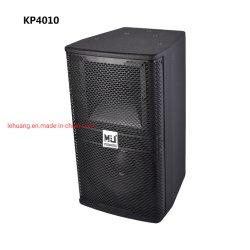 Китай на заводе Full-Frequency профессиональных мультимедийных караоке 10-дюймовый динамик Kp4010