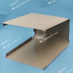 ISO9001によってカスタマイズされるシート・メタルの製造のステンレス鋼のアルミニウム電気Sheeetの金属フレームのコンポーネントか部品