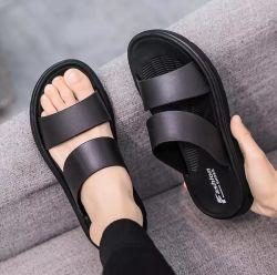 OEM Casual Sandals men Custom Leisure Slippers, Fashion Custom Slippers for men, Private Label EVA Male Sandal Boys Slippers