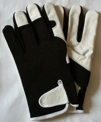 Кожаный чехол из козьего молока или свиней рабочие перчатки из натуральной кожи