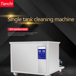 Grand laboratoire laboratoire numérique automatisé commerciale professionnelle du nettoyage à ultrasons