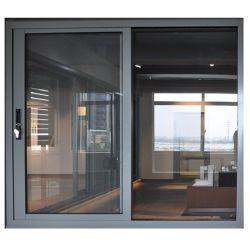 O PVC/alumínio Janela Deslizante com tela Net para Anti-Theft/Airproof/Dust-Proof