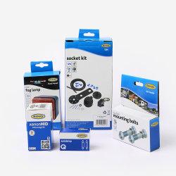 Caja de papel color baratas para automoción herramientas de hardware
