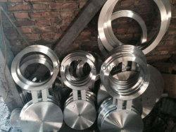 ASTM A694 B16.5 F42 F46 F48 F50 F52 F56 F60 F61 F65 F70 NACE Mr0175 Uns S 31803 A105 مطروق شفة خفية المشهد الفولاذي
