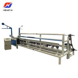 &Cable doble hilo completamente automática de mallas Diamante Cercado de la cadena que hace la máquina