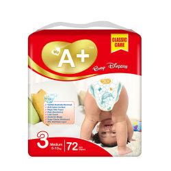 AAA kwaliteit aantrekkelijke prijs Disposable Baby Diaper Fabrikant uit China