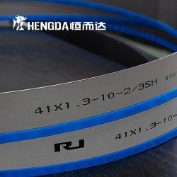 Bi-Metal RJ M51, hoja de sierra de cinta para la máquina de la sierra de cinta, el corte de metales, la herramienta y molde acero, tubos, barras, acero estructural, paquetes de acero, etc.