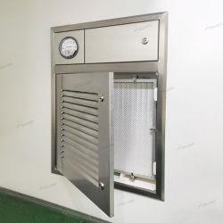 부정 압력 격리 룸 공기 여과 시스템 환기 장비
