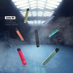 2020年のOEM 1.2ml 300のパフの贅沢なVapeのポッドの電子タバコ