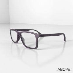 Винтажные солнцезащитные очки унисекс Black Square TR90 Оптические рамки