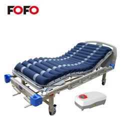 덮개가 있는 병원용 공기 압력 매트리스 다이나믹한 시스템