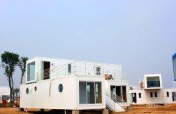 Construção rápida de Contêiner House Luxury Beach Resort Hotel