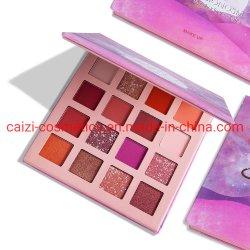 Private Label Eyeshadow 16 цветов водонепроницаемый цвет макияж Салон красоты