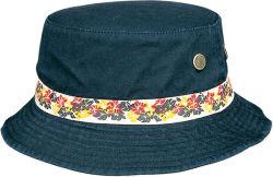 金属アイレットが付いている100%年の綿の可逆バケツの帽子