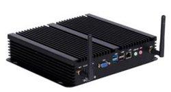 VielzweckFanless Minikasten industrieller PC Computer für Windows/Linux