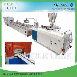 Bestes Preis Belüftung-Panel, das Maschinen-/Dach-Decke/das Plastikwand-Blatt bildet maschinelle Herstellung-Zeile bildet