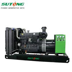 Dreiphasen375kva 300kw Shangchai Motor-Dieselgenerator-Set der Chinese-berühmter Marken-
