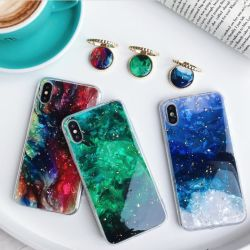 Commerce de gros 2020 nouveaux cas de téléphone mobile Accessoires pour Apple iPhone enfoncé en caoutchouc doux et souple à la main le couvercle de téléphone pour Smartphone