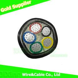 Custom 10mm-300mm elétrica de PVC/CCA eléctrico/Alumínio Fio da Bobina