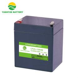 12V de Batterijcellen van het 4.5ah5ah Lithium voor de LEIDENE In werking gestelde Lichten van het Koord
