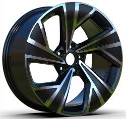 Fornitore della fabbrica A053 che lancia le rotelle della lega dell'automobile da 18 pollici 5*112 per il VW