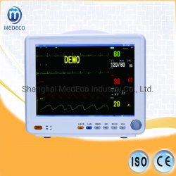 Monitor paziente multiparametro di alta qualità per pazienti medici, monitor paziente Me8000c per terapia intensiva Prodotti di confronto ventilatore