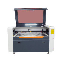 9060 1390 Reci 80W 100W 130W 150W de la cortadora de grabador láser de CO2 con Ce FDA aprobó para madera MDF de PVC tejido cuero Acyrlic
