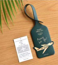 Modifica accessoria dei bagagli dell'unità di elaborazione dei prodotti di corsa del passaporto di nome di scheda del sacchetto su ordinazione del supporto