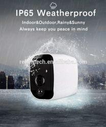 Rehent Schwachstrom-Verbrauchs-drahtlose im FreienÜberwachungskamera Tosee APP FernsteuerungsWiFi Camera1080p