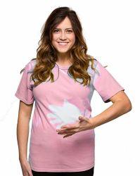 Frauen erhitzen betätigte Shirt-lustige Farben-ändernde Hemden für Weibchen
