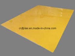 Clair PVC rigide rectifier feuille dans le formage sous vide