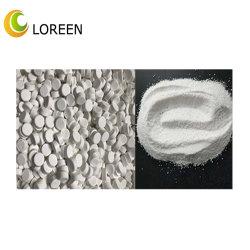 O Dióxido de Cloro Chemcials Loreen desinfectante para a aquicultura e a indústria de tratamento de água