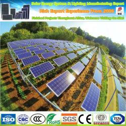Completar 500W Inicio Sistema de Energía Solar con UPS para el hogar de carga de batería de alimentación de la copia de seguridad