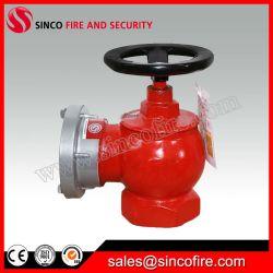 50mm/65mm poteau incendie Intérieure en fonte