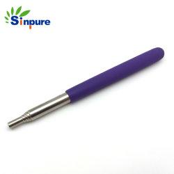 Helles Metallteleskopisches Pole-Reinigungs-Aluminiumhandwerkzeug mit Gummigriff