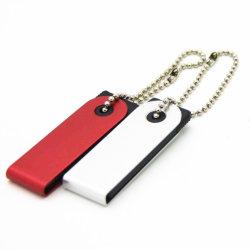 Metall-USB-Flash-Speicher für kundenspezifisches Firmenzeichen