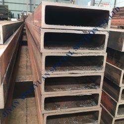 Anti-corrosion de haute qualité FR10219 Square tube sans soudure en acier de précision et tube en acier soudé