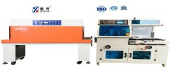 L bar chaud automatique (chaleur) et l'emballage d'emballage d'étanchéité (forfait) Emballage de la machinerie