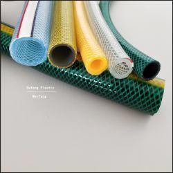 Belüftung-Polyester-flexibles verstärktes Rohr/Gefäß/Schlauch verwendet im Garten/im Haushalt für die Beförderung des Wassers/der Flüssigkeit/des Puders/des Öls