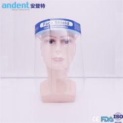 Banheira de vender descartáveis Dentária Protetor de rosto com uma esponja Dental Máscara facial