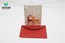 Carta Da Regalo Per Stampe Di Piccoli Biglietti D'Auguri Festival