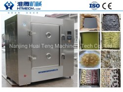 Из нержавеющей стали в коммерческих целях микроволновой печи сушки Vaccuum осушителя для текстильной промышленности