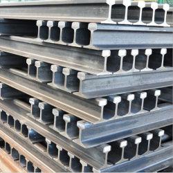 Trilho de aço ferroviário ligeiro, ferro pesados, Rampa de gruas