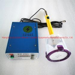 Xt-F01 Manuel Flocage Flocage électrostatique de la machine pour pièces de rechange Automobile