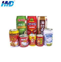 Leere Großhandelsnahrung kann Tomate-Sardine-Bier-Saft-Getränk für das Verpacken der Lebensmittel