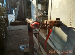 Индуктивные Hardening Quenching системы для тормоза шпиндель термообработки
