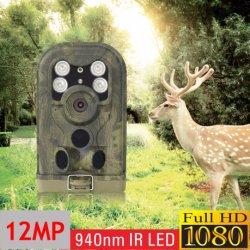 IP68 водонепроницаемый 12MP Scoutguard Trail камера охоты-камера ночного видения